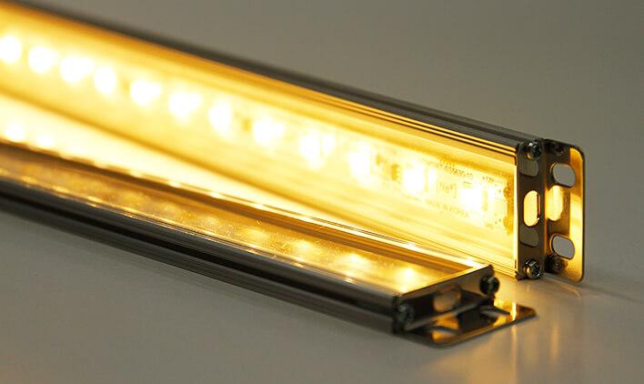 LEDライン照明